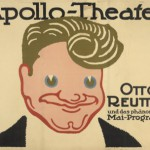 Otto Reutter all'Apollo Theater di Berlino.