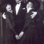 Margo Lion, Oscar Karlweis e Marlene Dietrich