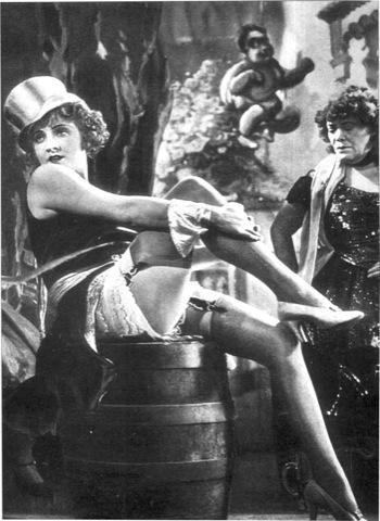Marlene Dietrich, Der Blaue Engel