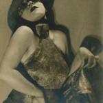 Valeska Gert vista da Man Ray