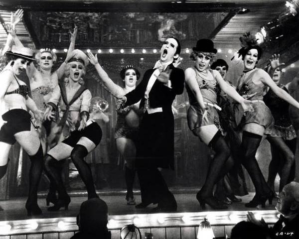 """Il """"Cabaret"""" secondo Bob Fosse (1972)."""