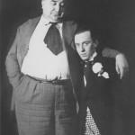 Kurt Gerron e Curt Bois