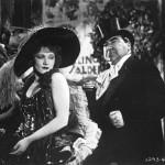 Marlene Dietrich e Kurt Gerron