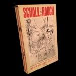 Il Kabarett di carta dello Schall und Rauch