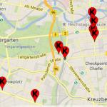 La mappa dei luoghi del Kabarett