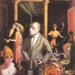 """Otto Dix, """"An die Schönheit"""", 1922"""