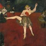 """Wladimir Zabotin, """"Tanz in der Diele (Kabarett)"""", 1921"""