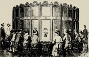 Il Kaiserpanorama di August Fuhrmann del 1880