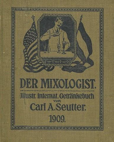 """""""Der Mixologist"""" di Carl A. Sutter"""