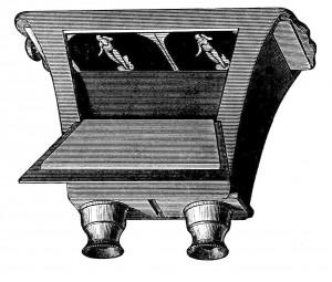 Stereoscopio di David Brewster del 1849