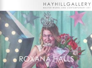 """Il catalogo della mostra """"Appetite"""" di Roxana Halls."""