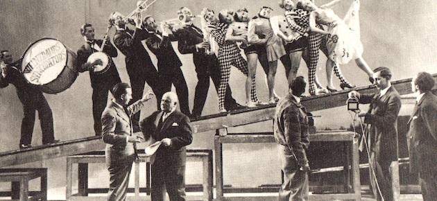La magia della Kabarettrevue in un corto d'epoca
