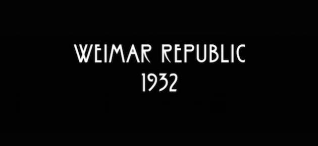 L'accento tedesco di American Horror Story